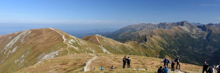 Read more about the article [2021-09-10] Czerwone Wierchy i Dolina Tomanowa